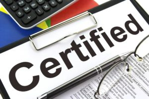 Royal Vegas Certifications