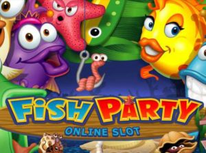 Fish Party Fishing Slot Machines