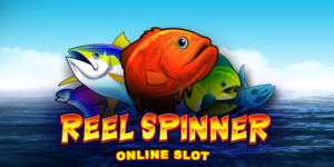 Reel Spinner Fishing Slot Machines