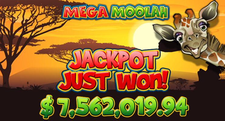Royal Vegas Mobile Casino Mega Moolah Winner