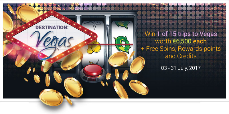 Royal Vegas Online Casino Promo July 2017