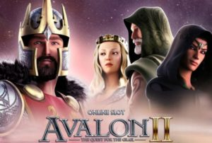 Great Online Slots - Avalon II