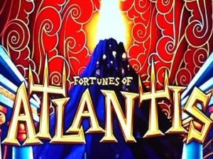 Great Online Slots - Fortunes of Atlantis