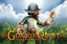 Gonzo's Quest Slot on Royal Vegas