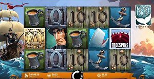 Moby Dick Slot by Microgaming