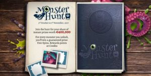Monster Hunt Promotion