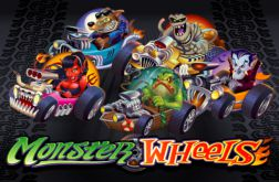 Monster Wheels Scariest Slot Machines