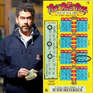 Mohan Srivastava Winning Lottery Tickets