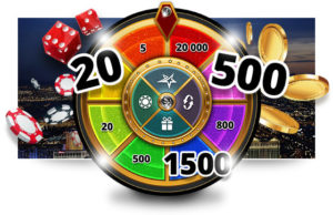 Royal Vegas Mobile Casino Ultimate Wheel of Fortune Promotion