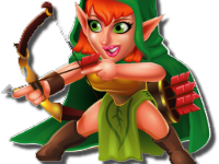 Cash of Kingdoms Online Slot Archer
